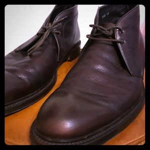 Preowned To Boot Lace up Chukkas